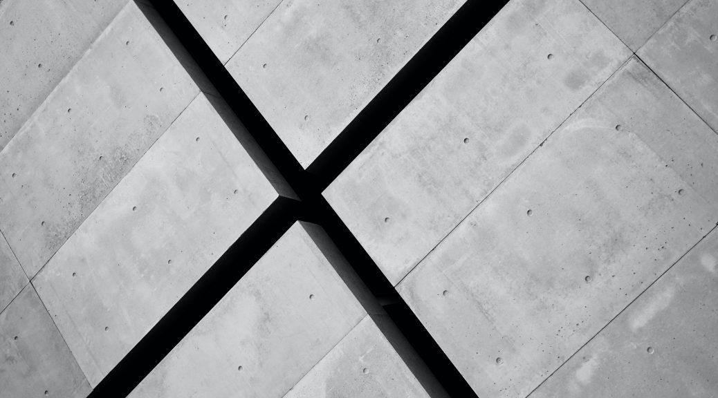 béton ciré gris