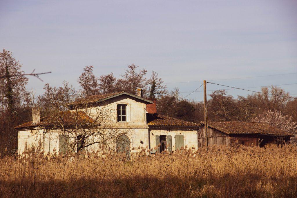 Maison ancienne en France